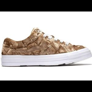 NEW Converse x Golf le Fleur One Star Quilted